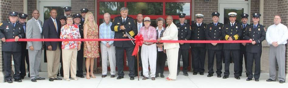 Ahoskie Fire Department Ribbon Cutting