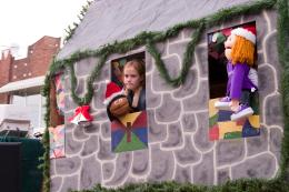 Holiday Parade Float