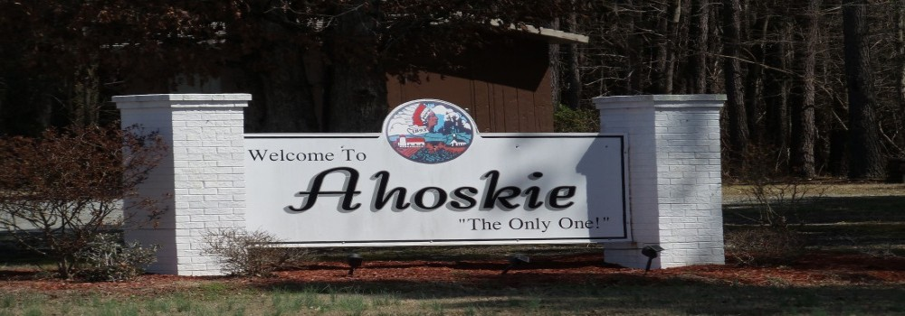 Visit the Town of Ahoskie's Official Website at www.ahoskie.org!!