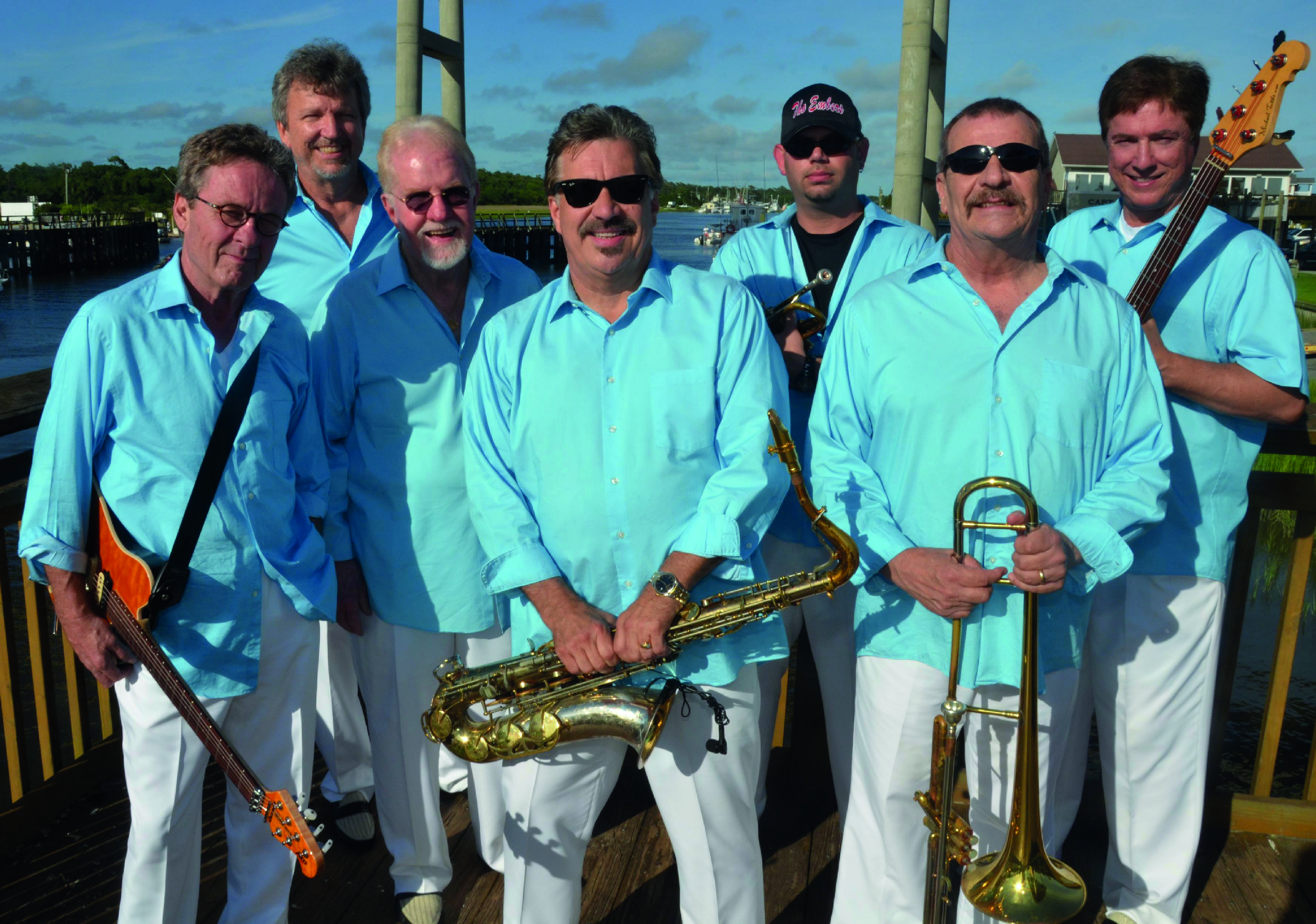 The Embers featuring Craig Woolard! Coming to Ahoskie!