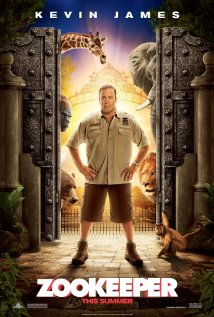 Movie poster for Zookeeper