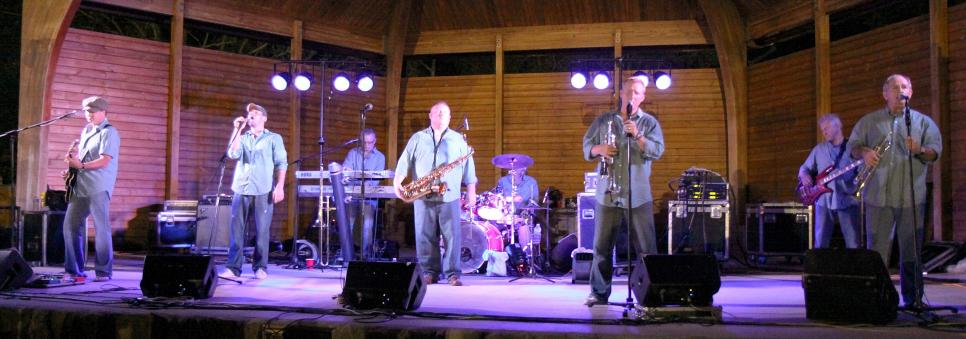 Band of Oz at Ahoskie's Very Own Heritage Day Festival